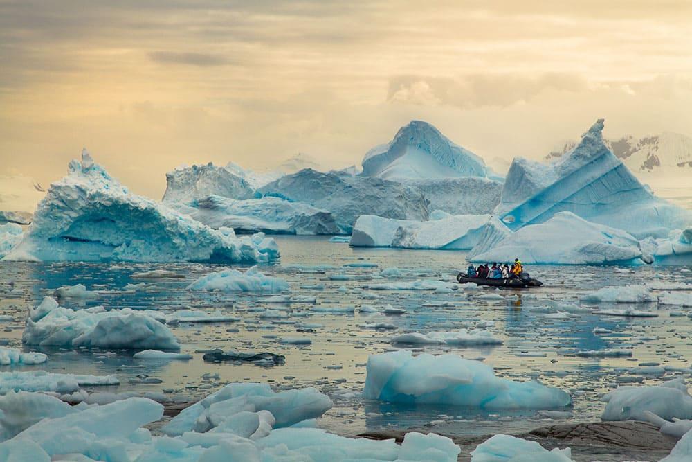 Eisige Welten – Arktis und Antarktis